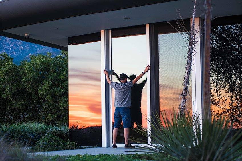 Use 3M Window Films